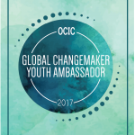 Global Changemaker Youth Ambassador Program 2017