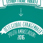 OCIC Global Changemaker Youth Ambassadors 2016