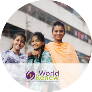 Boldly standing for women and girls by World Renew