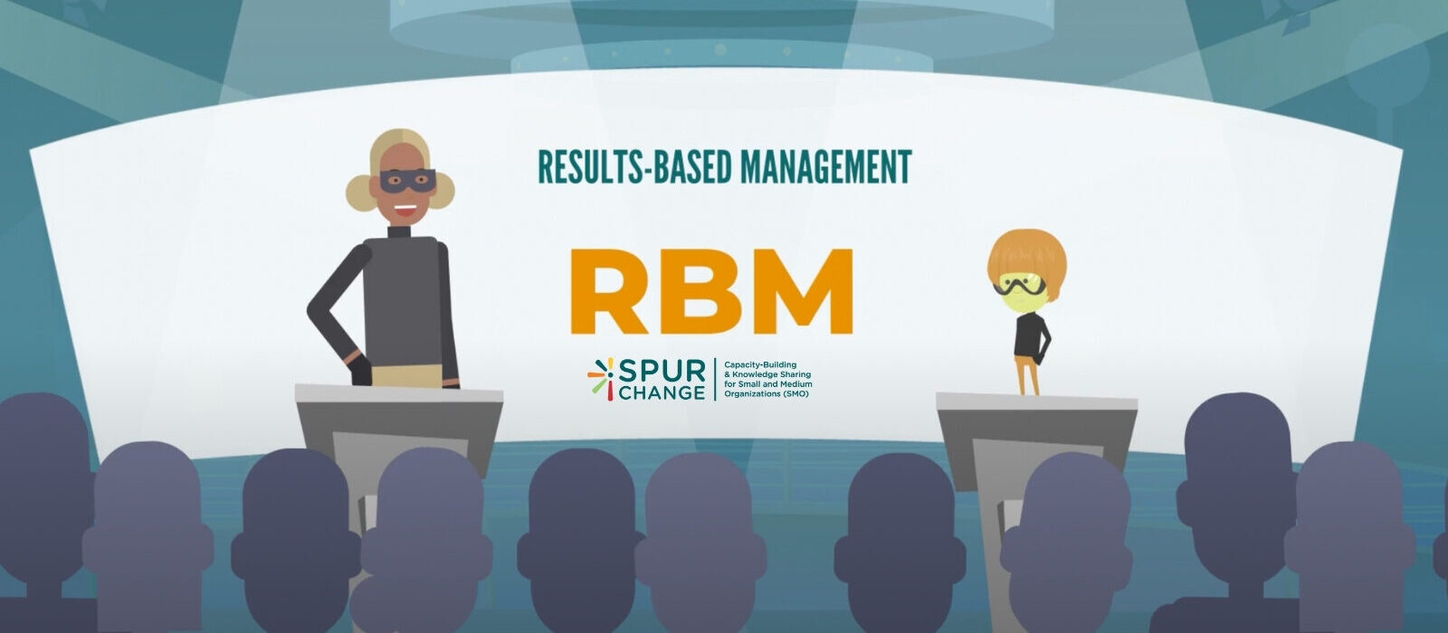 Results Based Management Course by Spur Change