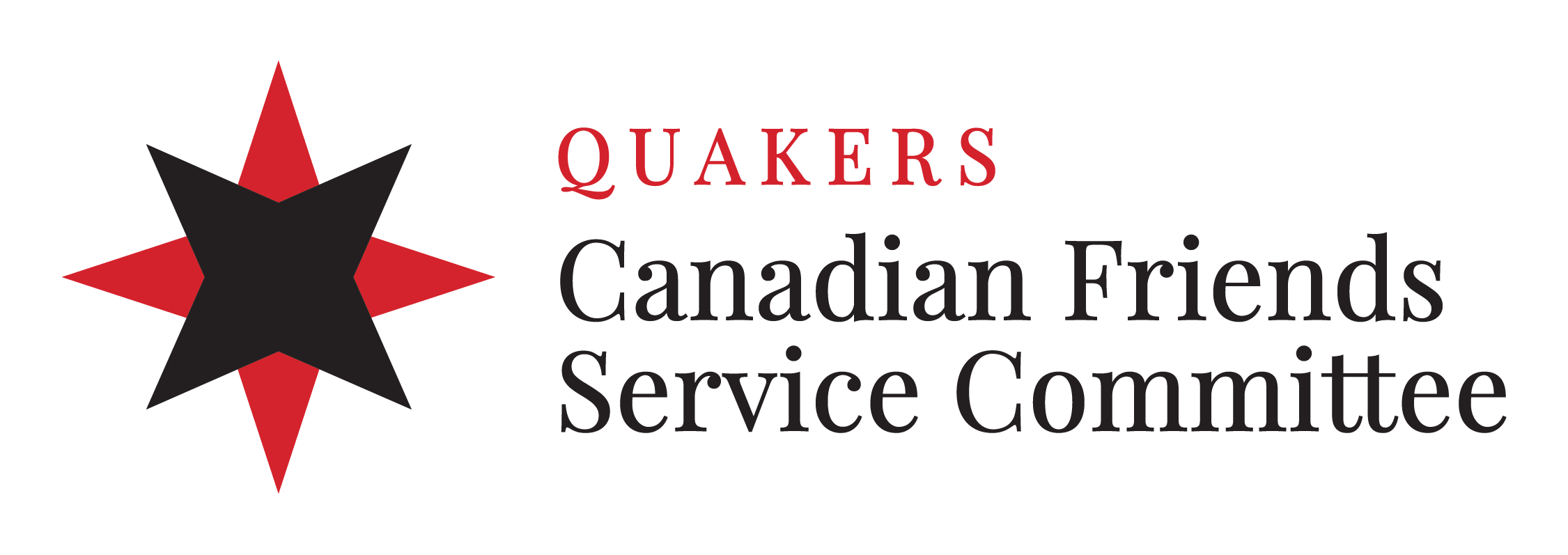 Canadian Friends Service Committee (Quakers) logo