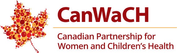 Canadian Partnership for Women and Children's Health (CanWaCH) logo