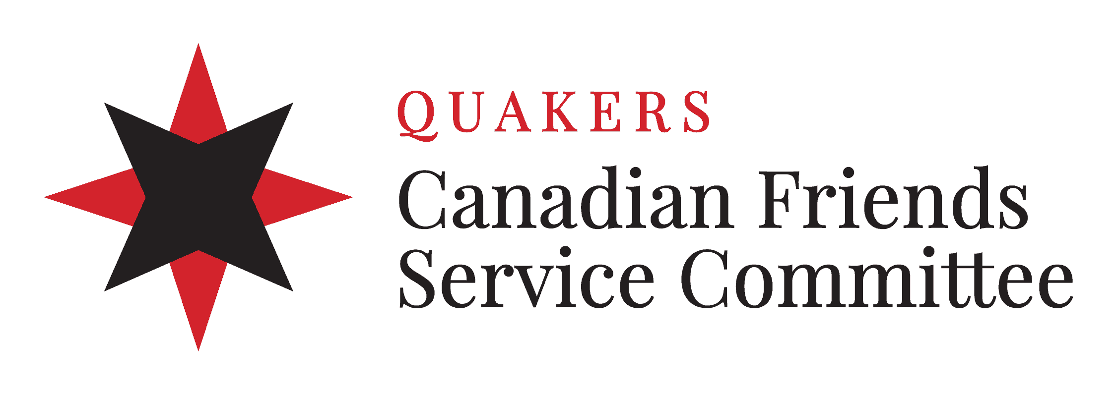 Canadian Friends Service Committee logo