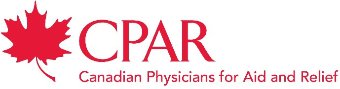 Canadian Physicians for Aid and Relief logo