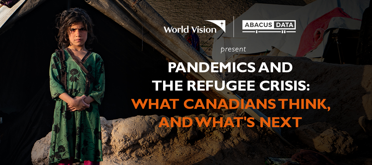 World Vision Canada event banner