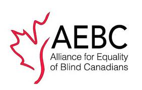 Alliance for Equality of Blind Canadians Toronto Chapter event banner