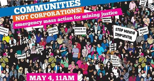 MISN: Mining Injustice Solidarity Network event banner