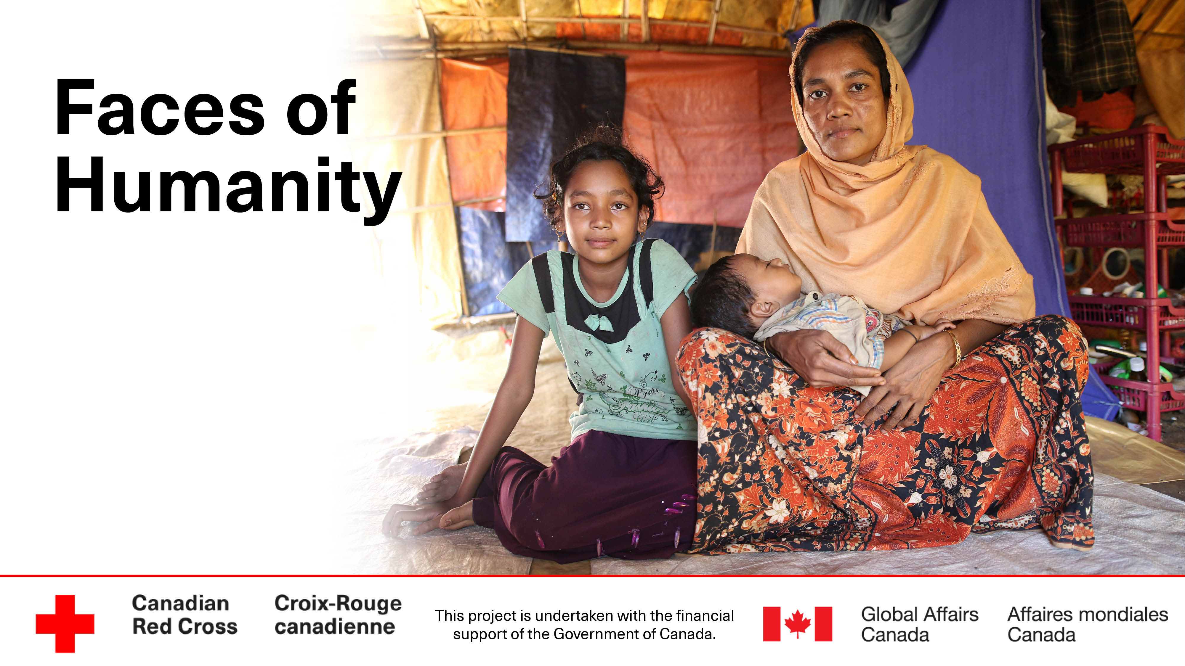 Canadian Red Cross event banner