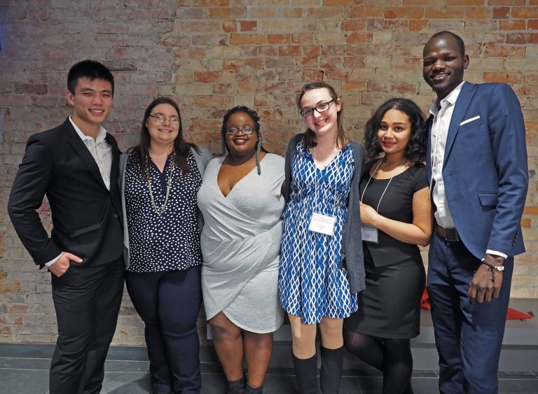 Global Changemaker Youth Ambassador Awards and IDW Wrap-Up Party Thursday February, 8, 2018