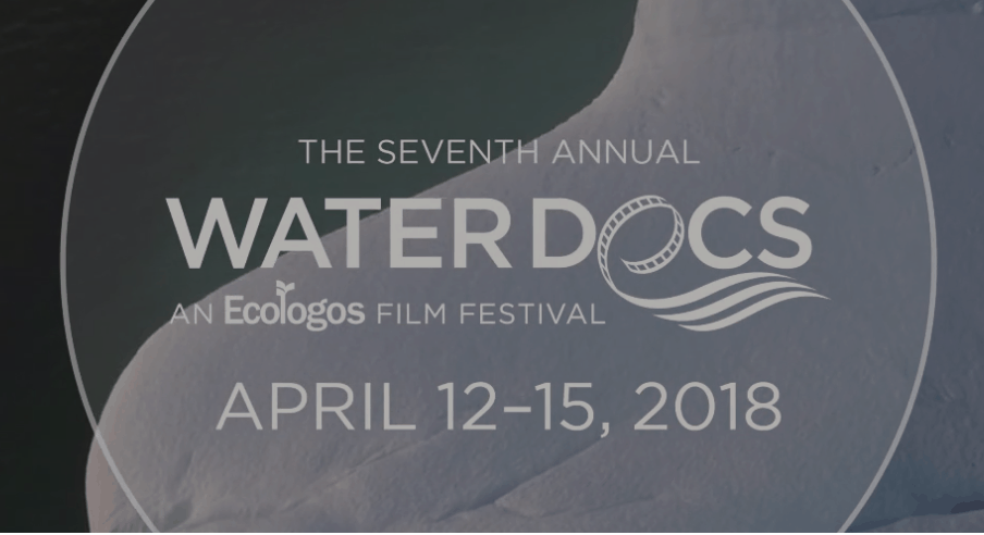 Water Docs event banner