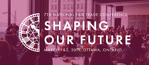 Canadian Fair Trade Network event banner