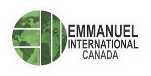 Emmanuel International Canada logo