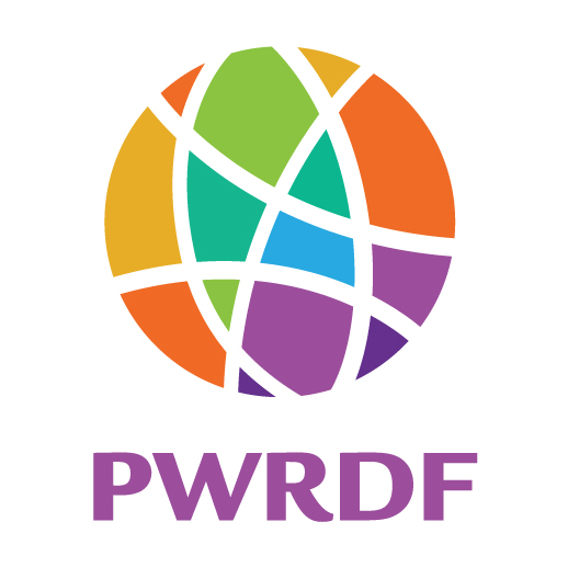 The Primate's World Relief & Development Fund (PWRDF) logo