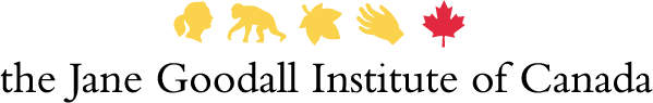 Jane Goodall Institute Canada logo